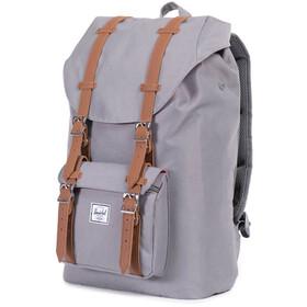 Herschel Little America Mid-Volume Backpack Grey/Tan